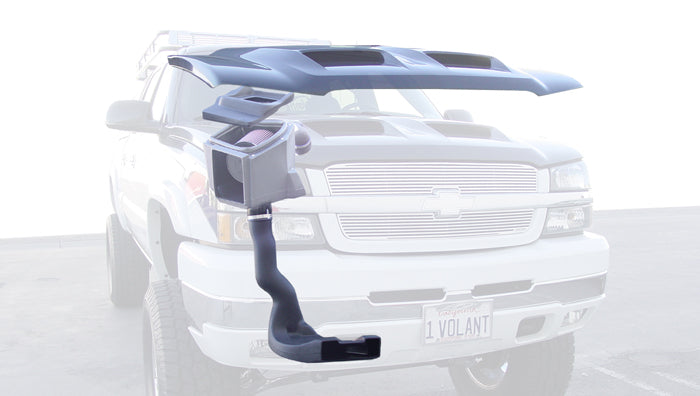 Volant Cold Air Scoop Intake - Northwest Diesel