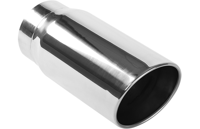 "Magnaflow 6"" Double Wall Angle Cut 13"" Long Exhaust Tip - Northwest Diesel"