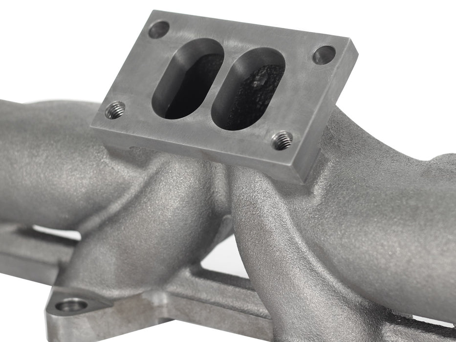 AFE Power BladeRunner Ported Ductile Iron Exhaust Manifold - Northwest Diesel