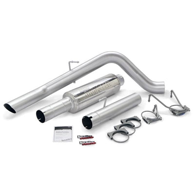Banks Power Monster Sport Exhaust - Northwest Diesel