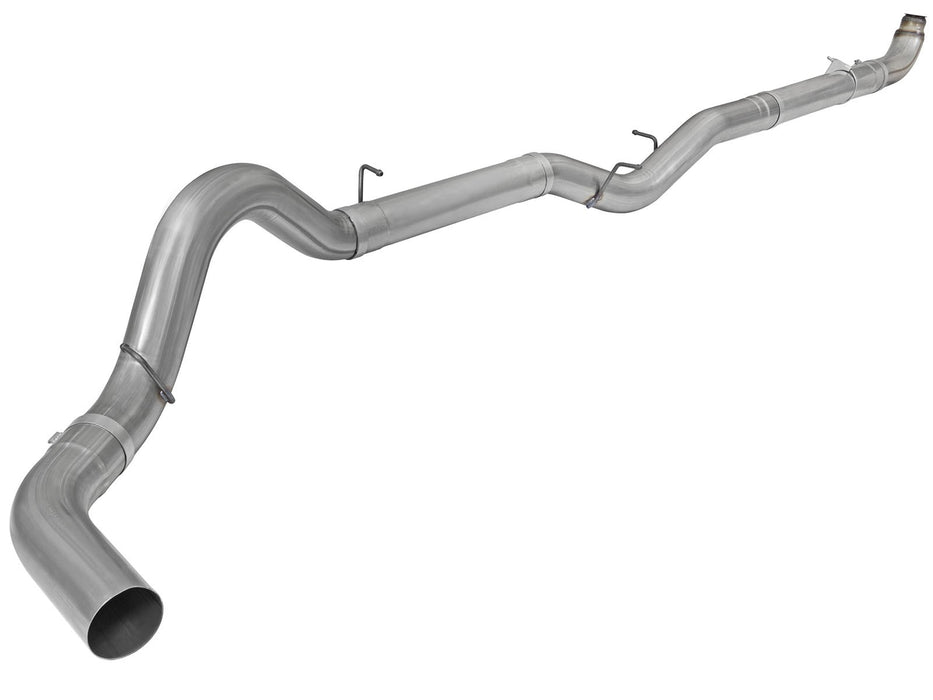 "AFE Power Atlas 5"" Aluminized Downpipe Back Exhaust System - Northwest Diesel"
