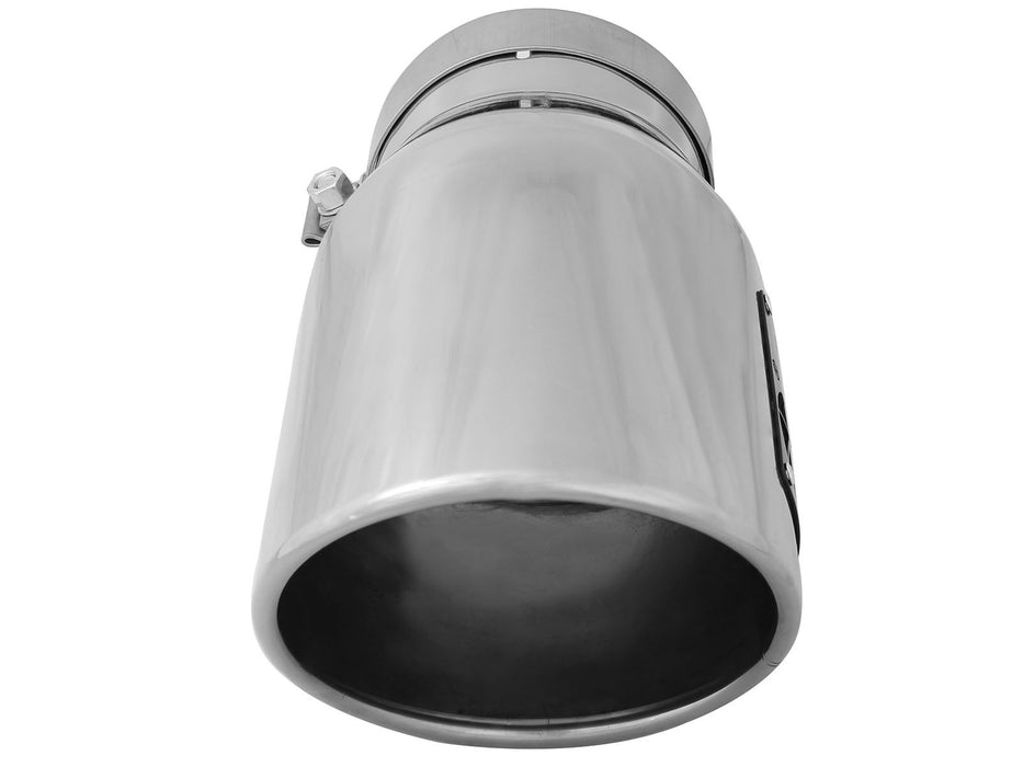 "AFE Power MACH Force-Xp 5"" Polished Stainless Steel Exhaust Tip - Northwest Diesel"