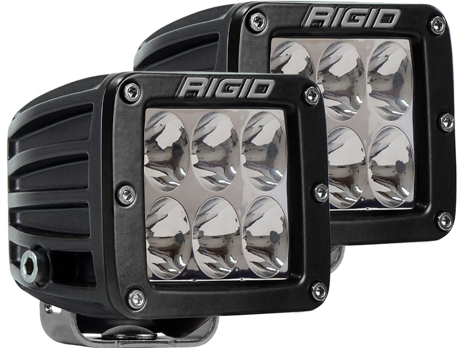 RIGID Industries D-Series Pro | Driving | Pair - Northwest Diesel