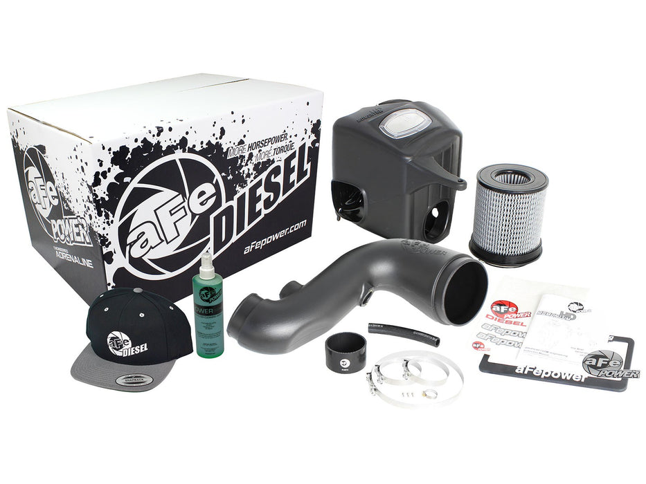 AFE Power Diesel Elite Momentum HD Pro DRY S Cold Air Intake System - Northwest Diesel