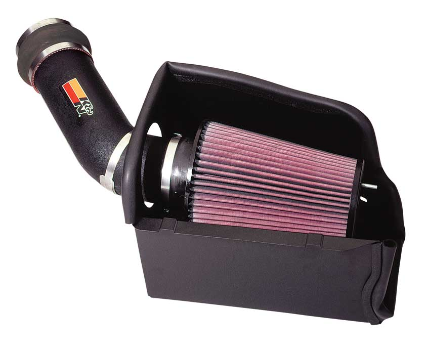 K&N 57 Series FIPK Performance Air Intake System - Northwest Diesel