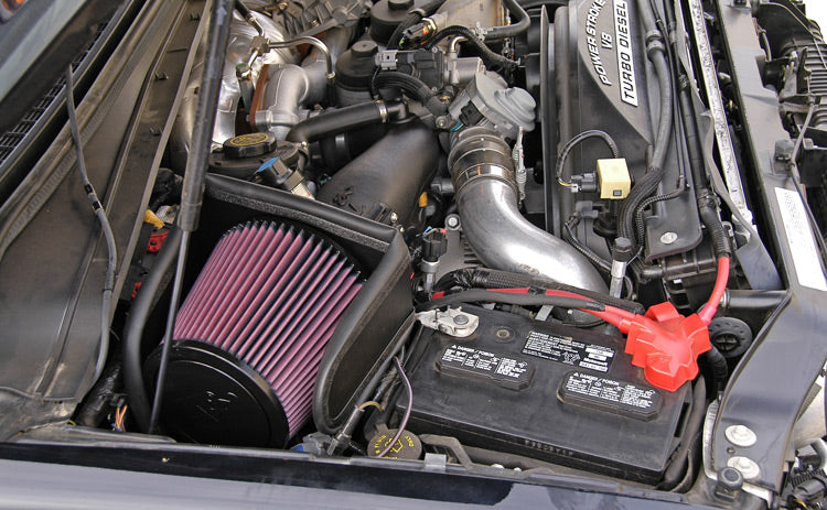 K&N 57 Series Performance Air Intake System - Northwest Diesel