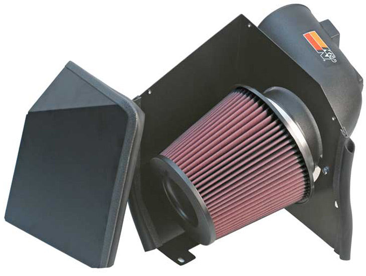 K&N 57 Series Air Intake System - Northwest Diesel