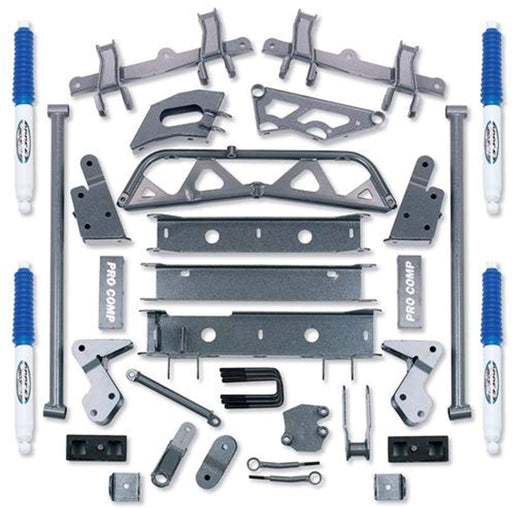 "Pro Comp 6"" Inch Lift Kit with ES3000 Shocks 1993-1999 Chevy-GMC 2500"