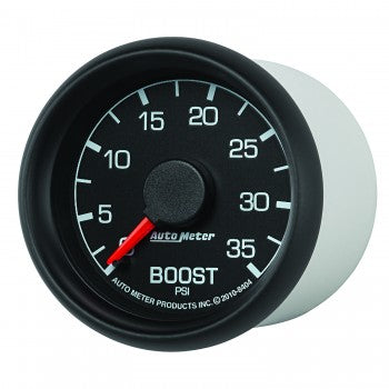 Auto Meter Factory Match Mechanical Boost Gauge 0-35 PSI - Northwest Diesel