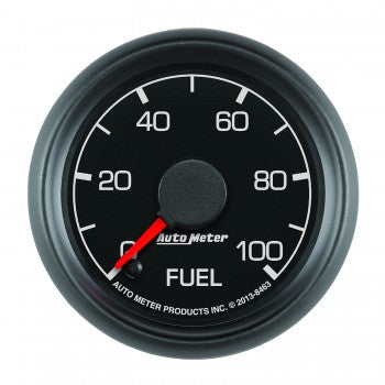 Auto Meter Factory Match Stepper Motor Fuel Pressure Gauge 0-100 PSI - Northwest Diesel