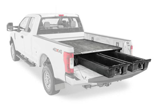 Decked 2015-C FORD F150 BLACK PICKUP TRUCK BED STORAGE 5.6FT