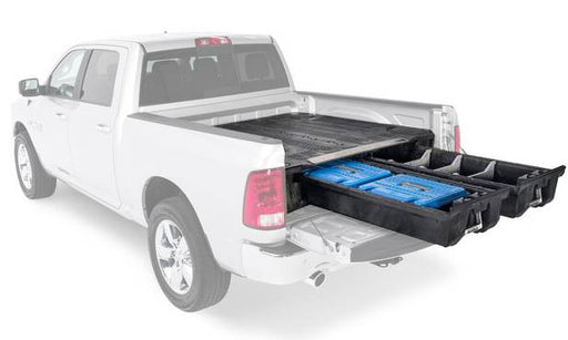 Decked 2017-C F250/F350 SD BLACK PICKUP TRUCK BED STORAGE 6.9FT