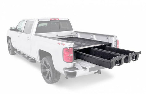 Decked 2019-C SIERRA/SILVERADO NEW WIDE BED MODELS BLACK