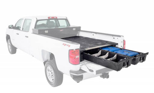 Decked 2017-C F250/F350 SD 6FT 5 SYSTEM FOR 8FT TRUCK BED LENGTH