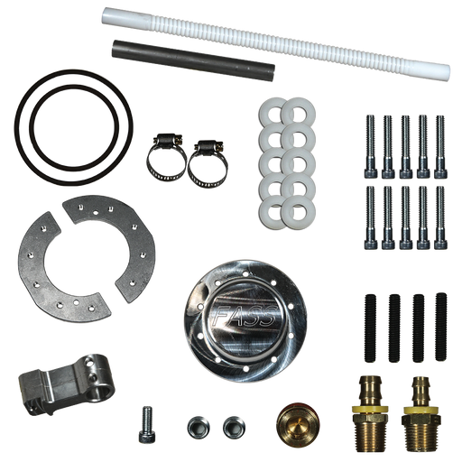 FASS Fuel Systems Sump Kit With Suction Tube Upgrade Kit - Northwest Diesel