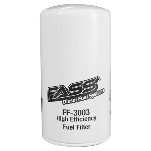 FASS Fuel Systems Titanium Fuel Filter Replacement - Northwest Diesel