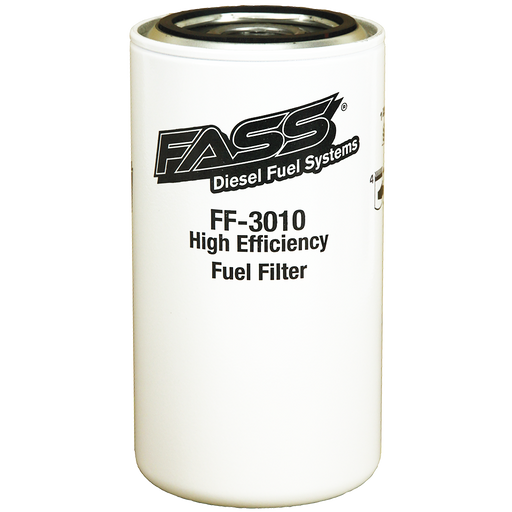 FASS Fuel Systems Titanium Series Fuel Filter Replacement - Northwest Diesel