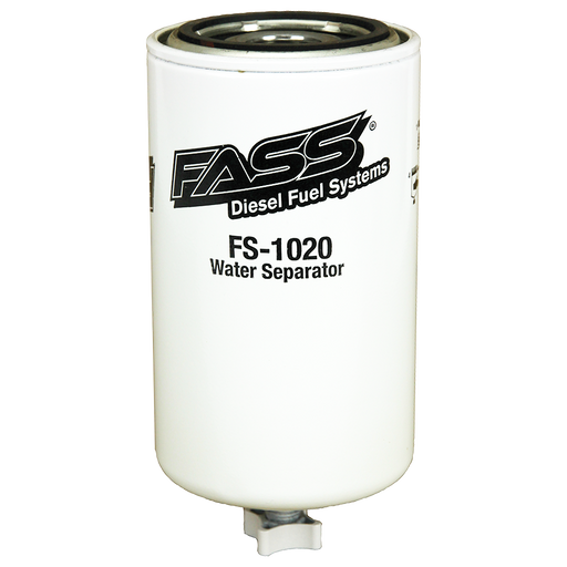 FASS Fuel Systems Titanium Series Fuel Filter Replacement | Water Separator - Northwest Diesel