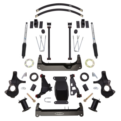 "Pro Comp Pro Comp 6"" Lift Kit with Front Spacers and Rear Pro-Runner 2014- 2018 Chevy-GMC 2500"