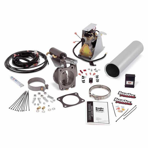 Banks Exhaust Braking System, for Stock Exhaust