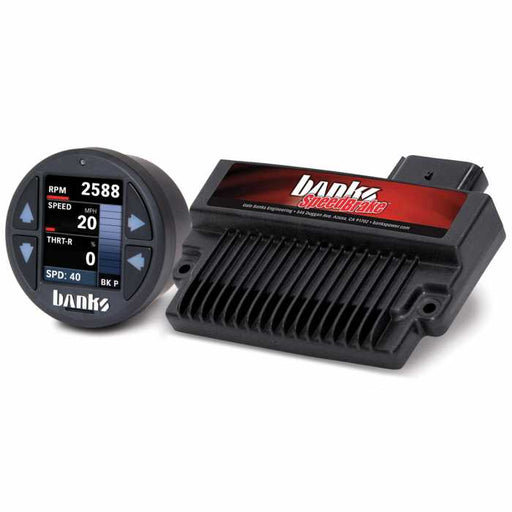 Banks SpeedBrake Includes iDash 1.8 Super Gauge