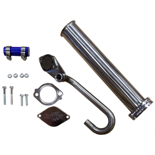 GDP Tuning's EGR Delete Kit w/up-pipe | 03 - 07 6.0L Powerstroke - Northwest Diesel