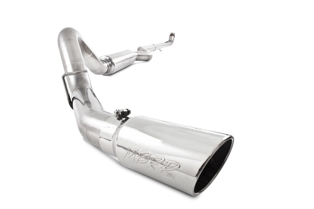 "MBRP 4"" XP Series Downpipe-Back Exhaust - Northwest Diesel"