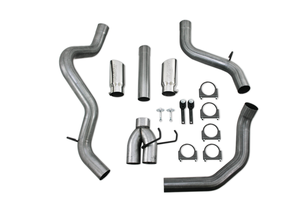 "MBRP 4"" Dual Installer Series Filter-Back Exhaust - Northwest Diesel"