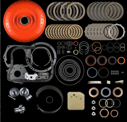 SunCoast 47RE Rebuild Kit Category 2