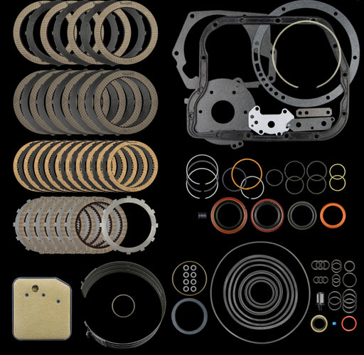 SunCoast 47RE Rebuild Kit Category 0