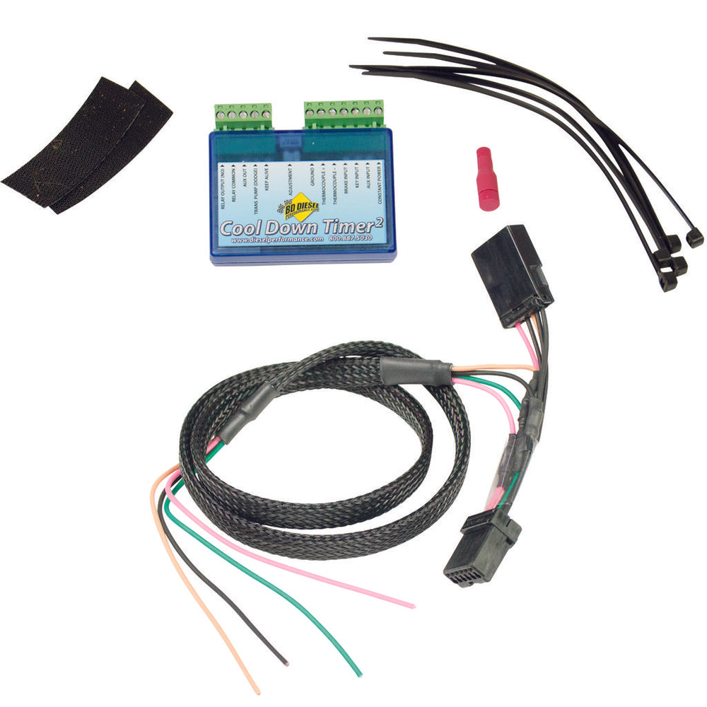 BD Diesel Cool Down Timer Kit v2.0 | 06 - 09 5.9L/6.7L Dodge Cummins - Northwest Diesel