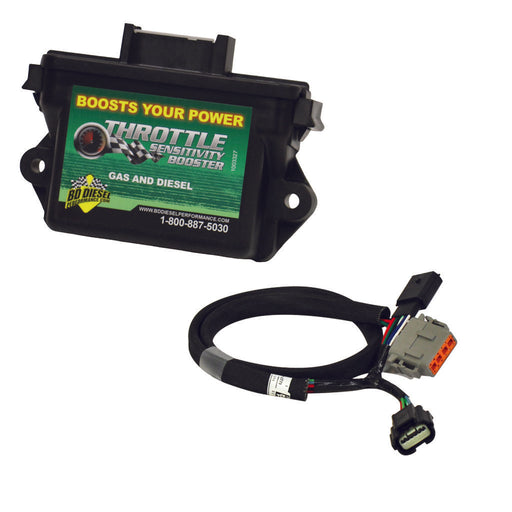 BD Diesel Throttle Sensitivity Booster | Dodge / Ford / Jeep - Northwest Diesel