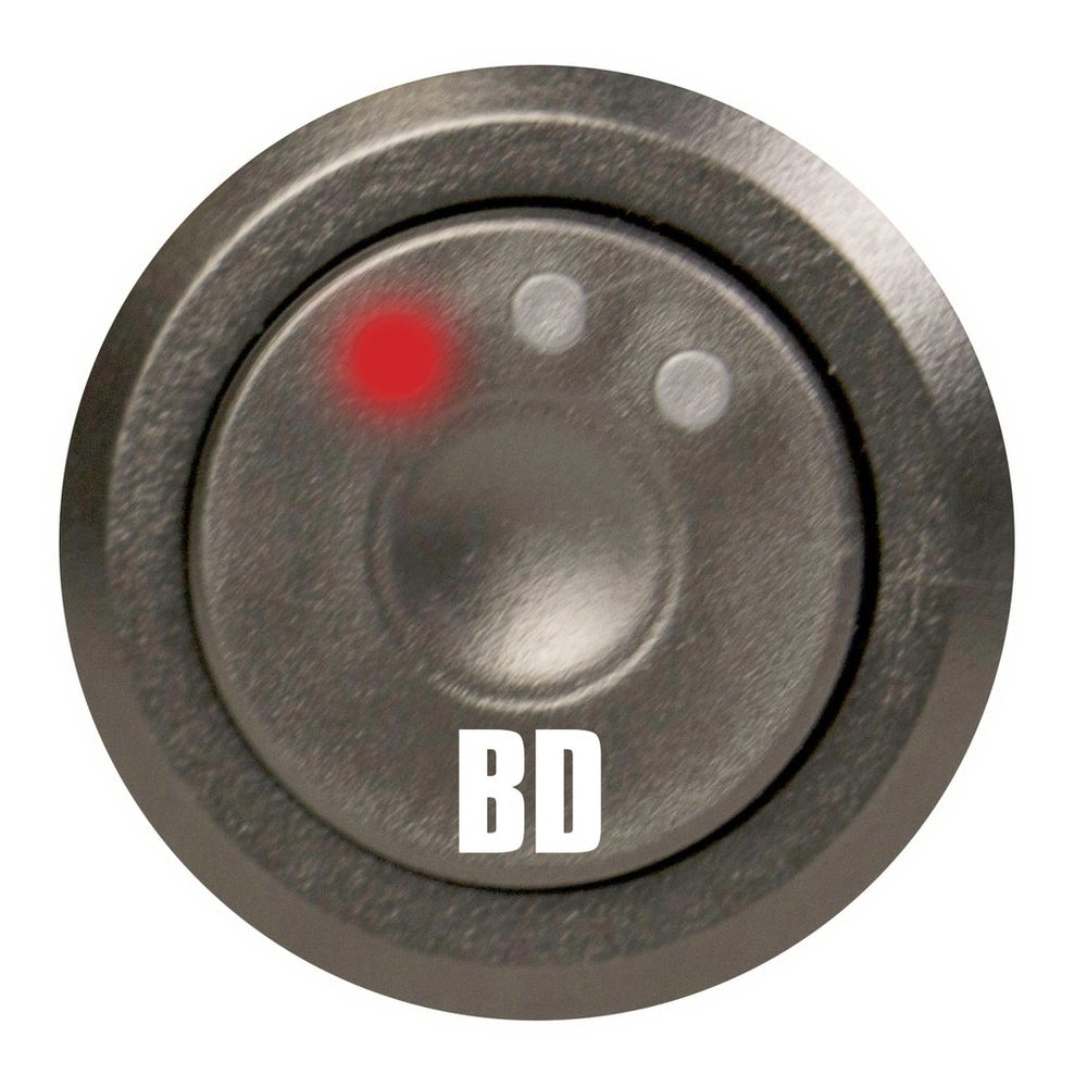 BD Diesel Throttle Sensitivity Booster Push Button Switch Kit - Northwest Diesel