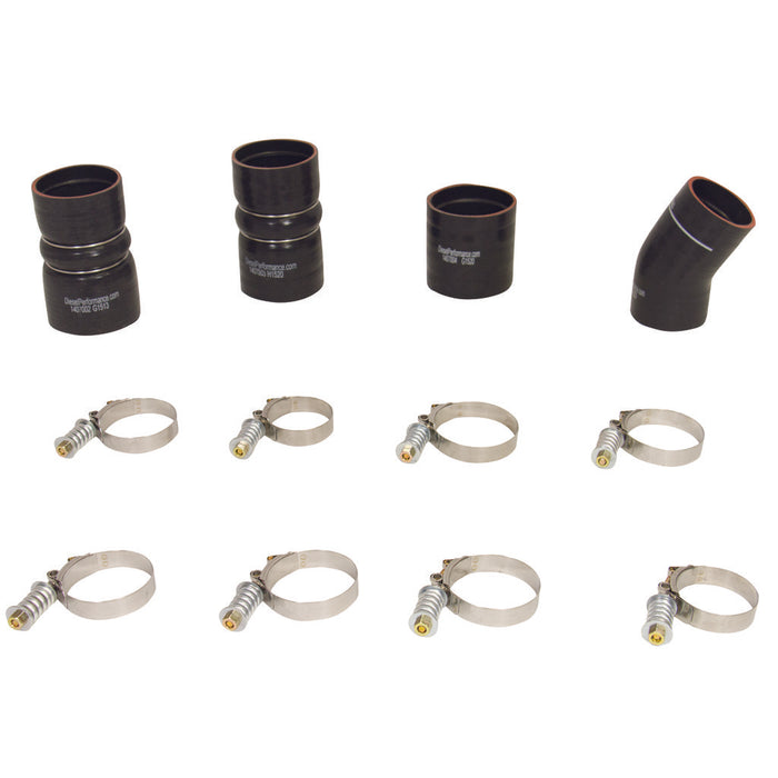 BD Diesel Intercooler Hose and Clamp Kit | 03 - 07 6.0L Ford Powerstroke - Northwest Diesel