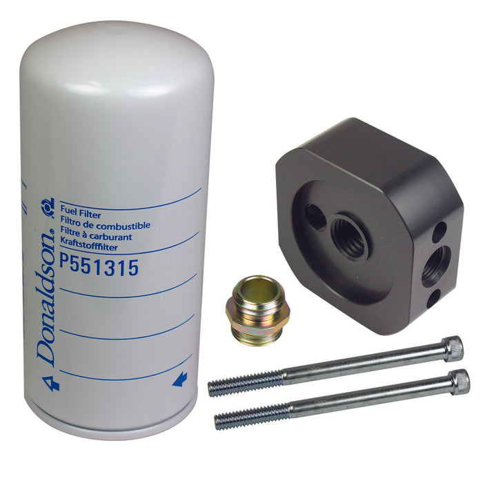 BD Diesel Flow-MaX Add-On Post Fine Particle Fuel Filter Kit - Northwest Diesel