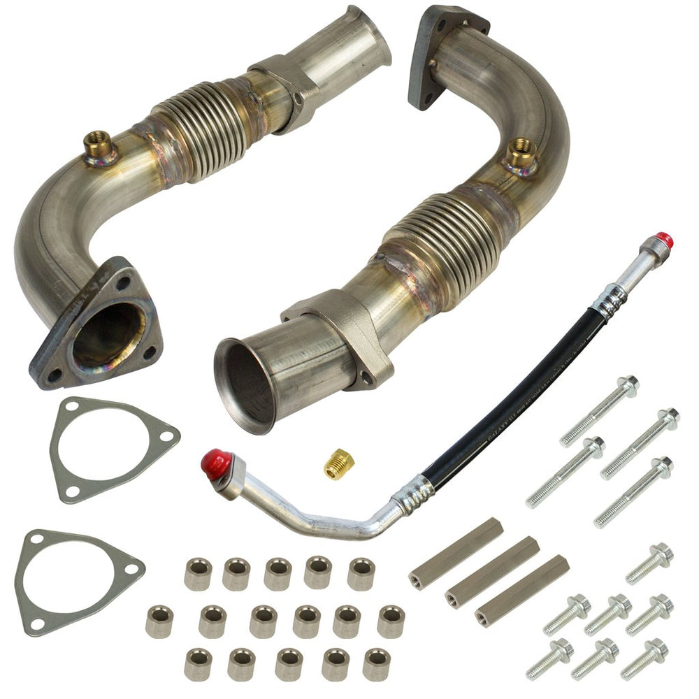 BD Diesel Up Pipes Kit - Northwest Diesel