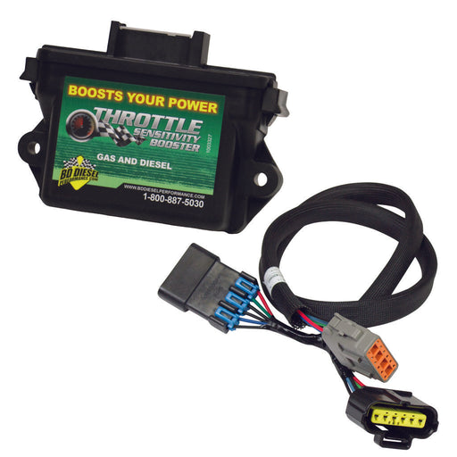 BD Diesel Throttle Sensitivity Booster | Dodge / Jeep - Northwest Diesel