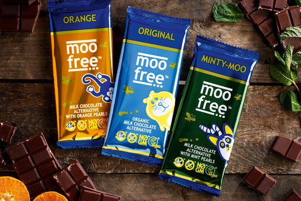 Change Beverages Now Stocking Moo-Free Vegan Chocolate