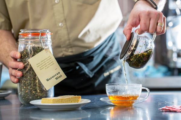 Turn Over a New Leaf With Change Tea