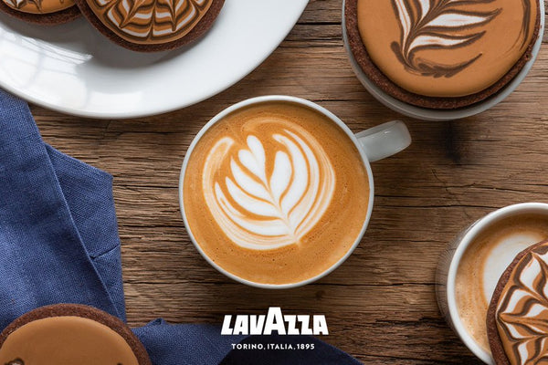 Recipe: Lavazza Salted Caramel Latte