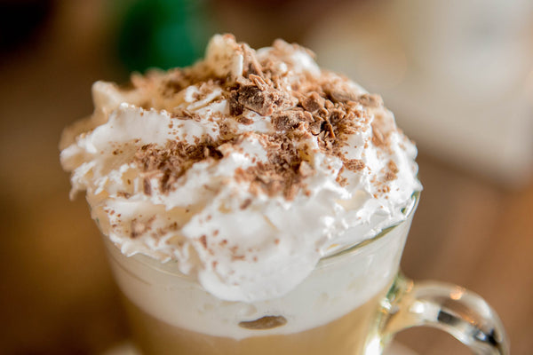 Recipe: Lavazza Peanut Butter Mocha