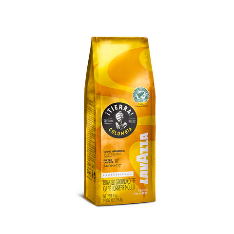 Lavazza Tierra Colombia Filter 227g x 6
