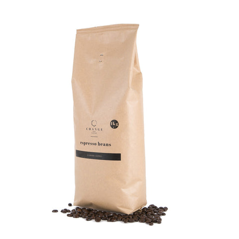 Wholesale Fairtrade Coffee Beans - Change Coffee