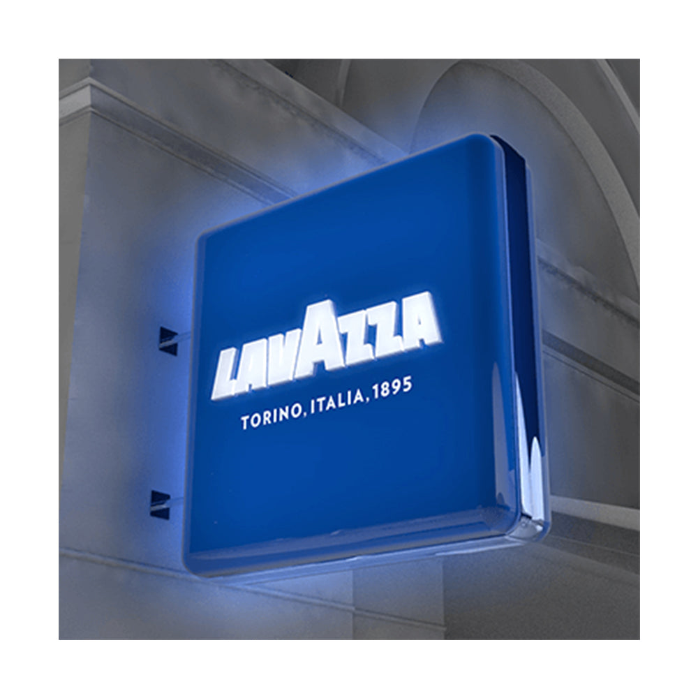 Lavazza Two Sided Sign 65x65cm