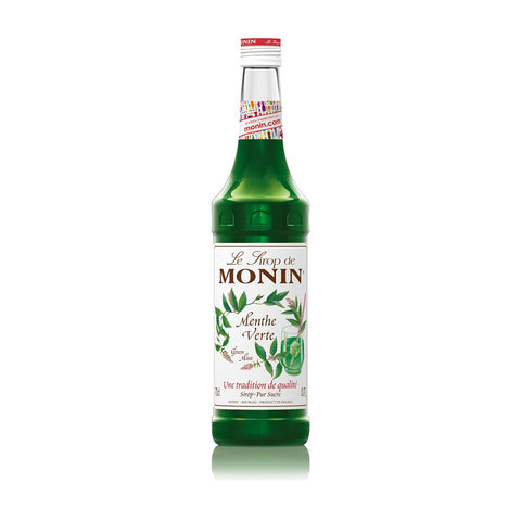Wholesale MONIN coffee syrups - mint