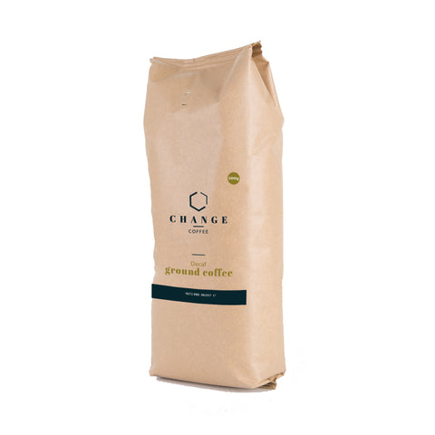 wholesale decaff ground coffee