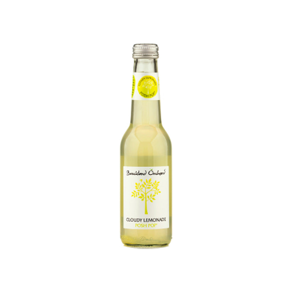 Breckland Orchard Cloudy Lemonade Posh Pop 12 x 275ml