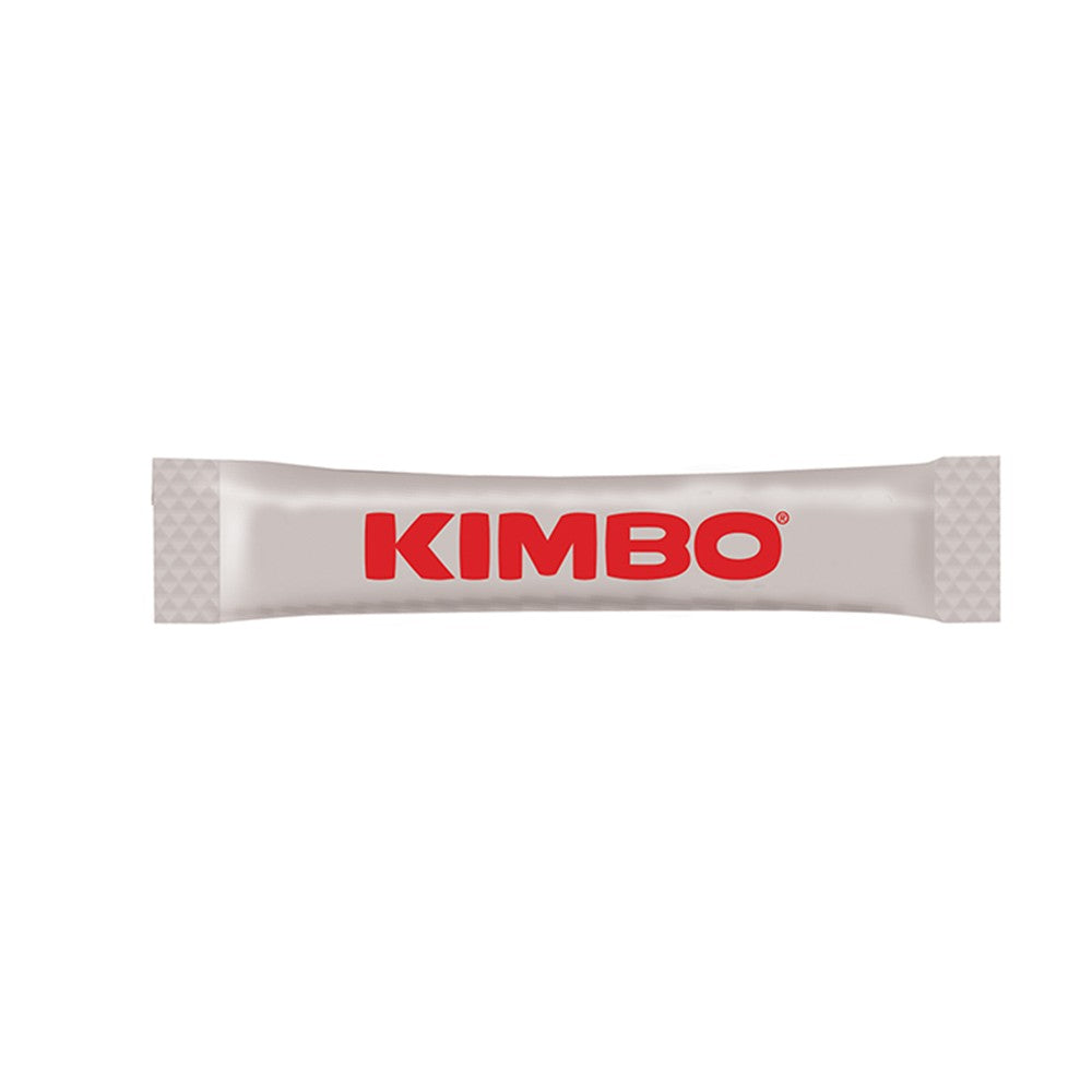Kimbo Coffee White Sugar Sticks