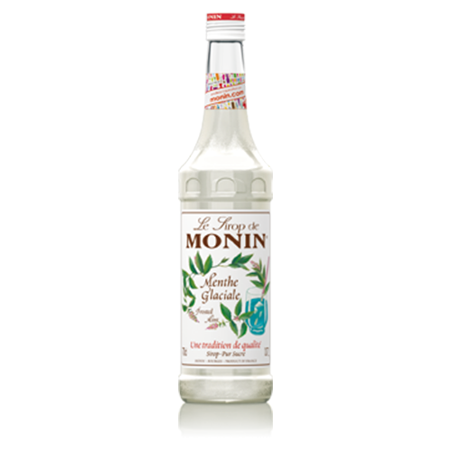 Frosted Mint Monin Coffee Syrup 70cl