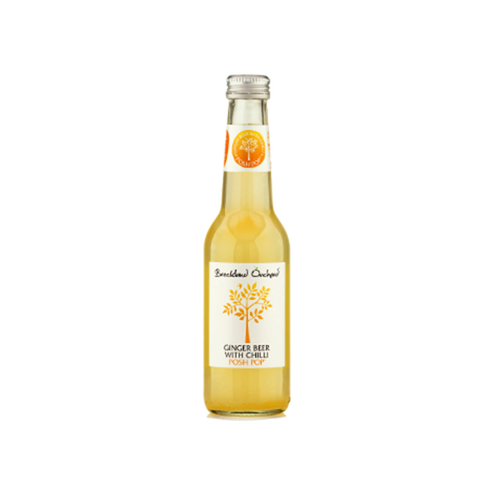 Breckland Orchard Ginger Beer with Chilli Posh Pop 12 x 275ml